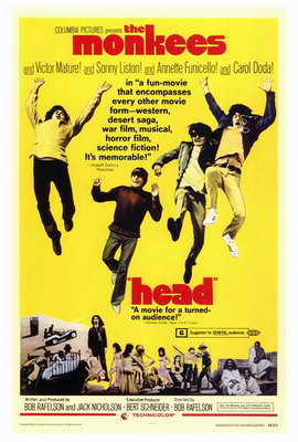 Head - 27 x 40 Movie Poster - Style A
