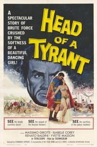 Head of a Tyrant - 11 x 17 Movie Poster - Style A