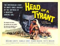 Head of a Tyrant - 22 x 28 Movie Poster - Half Sheet Style A