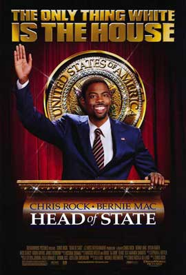 Head of State - 11 x 17 Movie Poster - Style A