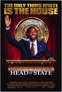 Head of State - 27 x 40 Movie Poster - Style A