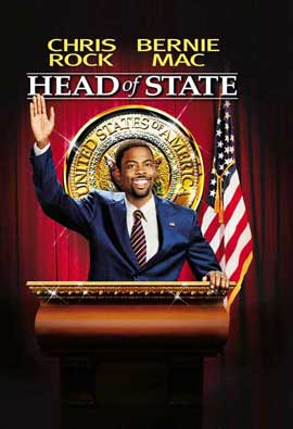 Head of State - 11 x 17 Movie Poster - Style B