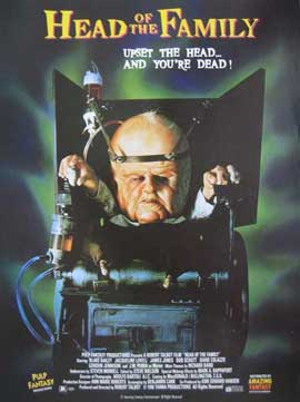 Head of the Family - 27 x 40 Movie Poster - Style A