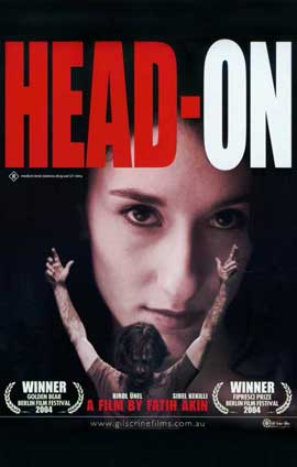 Head On - 11 x 17 Movie Poster - Style B