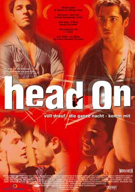 Head On - 11 x 17 Movie Poster - German Style A