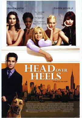 Head Over Heels - 11 x 17 Movie Poster - Style A