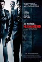 Headhunters - 11 x 17 Movie Poster - Norwegian Style C