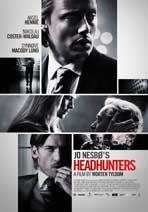 Headhunters - 27 x 40 Movie Poster - Norwegian Style C