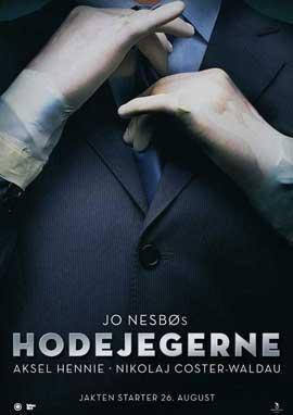 Headhunters - 11 x 17 Movie Poster - Norwegian Style B