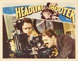 Headline Shooter - 11 x 14 Movie Poster - Style E