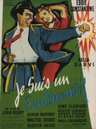 Headlines of Destruction - 11 x 17 Movie Poster - French Style A
