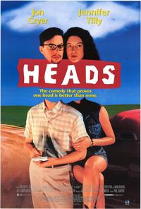 Heads - 27 x 40 Movie Poster - Style A