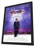 Heart and Souls - 11 x 17 Movie Poster - Style A - in Deluxe Wood Frame