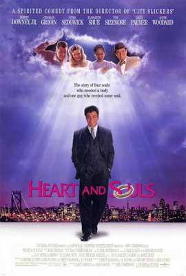 Heart and Souls - 11 x 17 Movie Poster - Style A