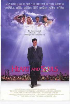 Heart and Souls - 27 x 40 Movie Poster - Style A