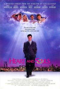 Heart and Souls - 43 x 62 Movie Poster - Bus Shelter Style A