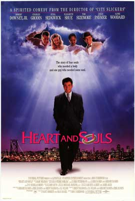 Heart and Souls - Movie Poster - Reproduction - 11 x 17 Style A