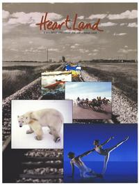 Heart Land (IMAX) - 27 x 35 Movie Poster - Style A