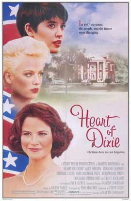 The Heart of Dixie - 11 x 17 Movie Poster - Style B