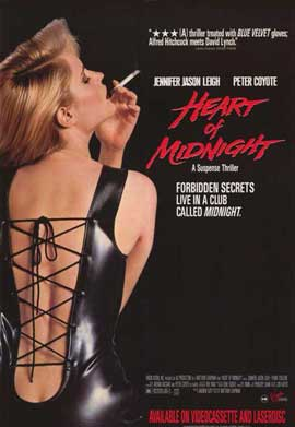 Heart of Midnight - 11 x 17 Movie Poster - Style B