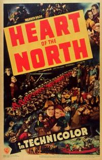 Heart of the North - 11 x 17 Movie Poster - Style A