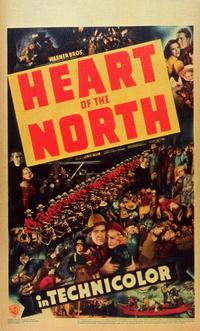 Heart of the North - 27 x 40 Movie Poster - Style A