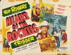Heart of the Rockies - 22 x 28 Movie Poster - Half Sheet Style B