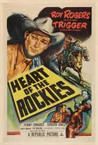 Heart of the Rockies - 27 x 40 Movie Poster - Style A