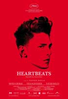Heartbeats - 43 x 62 Movie Poster - Bus Shelter Style A