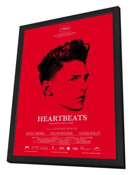 Heartbeats - 27 x 40 Movie Poster - Style A - in Deluxe Wood Frame