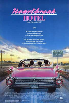 Heartbreak Hotel - 11 x 17 Movie Poster - Style A