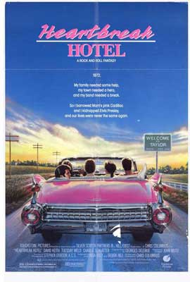 Heartbreak Hotel - 27 x 40 Movie Poster - Style A