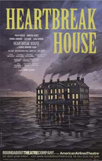 Heartbreak House (Broadway) - 27 x 40 Poster - Style A