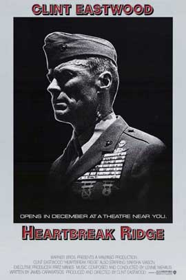 Heartbreak Ridge - 11 x 17 Movie Poster - Style A