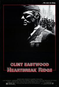 Heartbreak Ridge - 11 x 17 Movie Poster - Style B