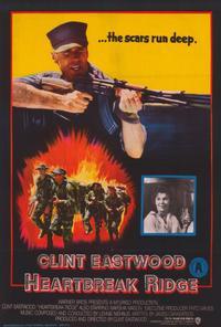 Heartbreak Ridge - 27 x 40 Movie Poster - Foreign - Style A