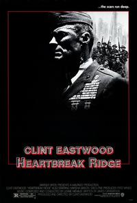 Heartbreak Ridge - 27 x 40 Movie Poster - Style C
