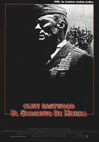 Heartbreak Ridge - 11 x 17 Movie Poster - Spanish Style A
