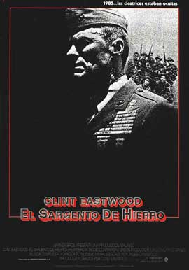 Heartbreak Ridge - 27 x 40 Movie Poster - Spanish Style A