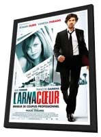 Heartbreaker - 11 x 17 Movie Poster - French Style A - in Deluxe Wood Frame