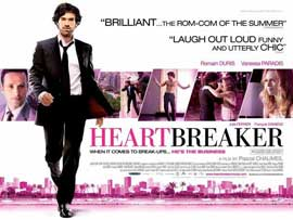 Heartbreaker - 11 x 17 Movie Poster - UK Style A