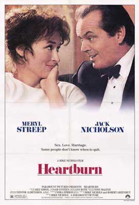 Heartburn - 11 x 17 Movie Poster - Style A