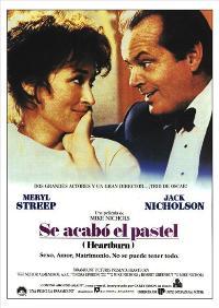 Heartburn - 27 x 40 Movie Poster - Spanish Style B