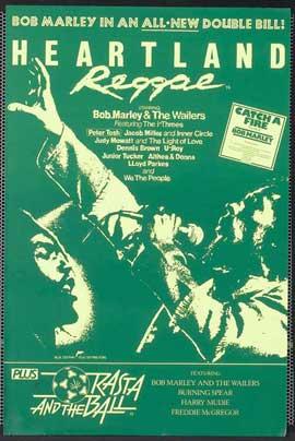 Heartland Reggae - 27 x 40 Movie Poster - Style A