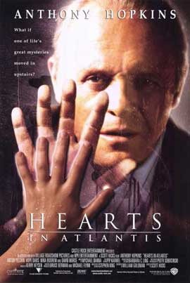 Hearts in Atlantis - 11 x 17 Movie Poster - Style A