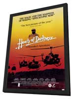 Hearts of Darkness: A Filmmaker's Apocalypse - 27 x 40 Movie Poster - Style D - in Deluxe Wood Frame