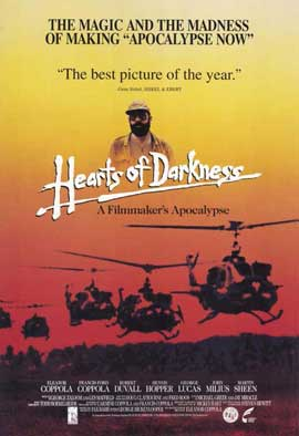 Hearts of Darkness: A Filmmaker's Apocalypse - 11 x 17 Movie Poster - Style B