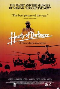 Hearts of Darkness: A Filmmaker's Apocalypse - 27 x 40 Movie Poster - Style D
