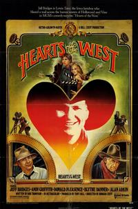 Hearts of the West - 11 x 17 Movie Poster - Style A