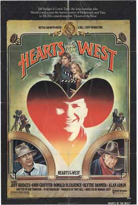 Hearts of the West - 27 x 40 Movie Poster - Style A